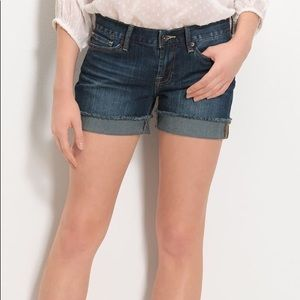 Lucky Brand Abbey Shorts